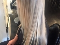 afterSplit end treatment provides a netting around the ends of the hair gluing them shut for four weeks.