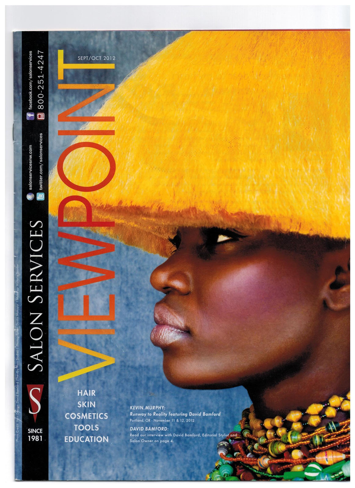 Viewpoint Magazine Cover