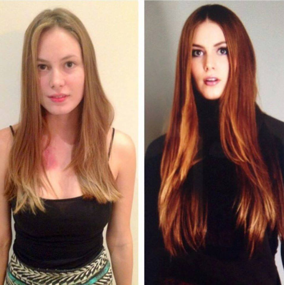 extensions model after