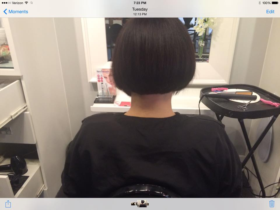 Fun cut and color.12