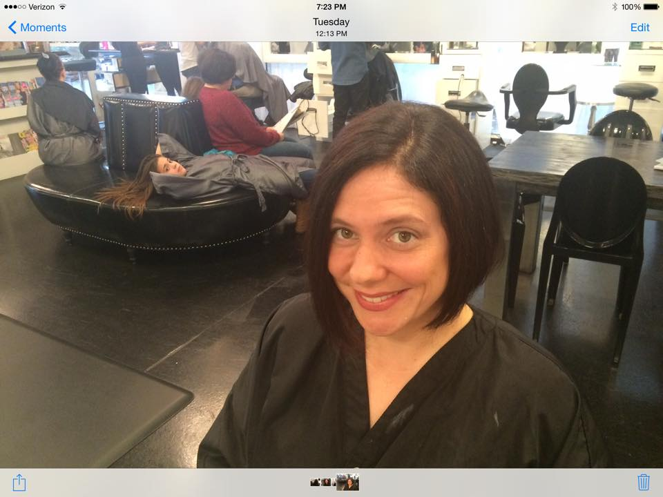 Fun cut and color.3