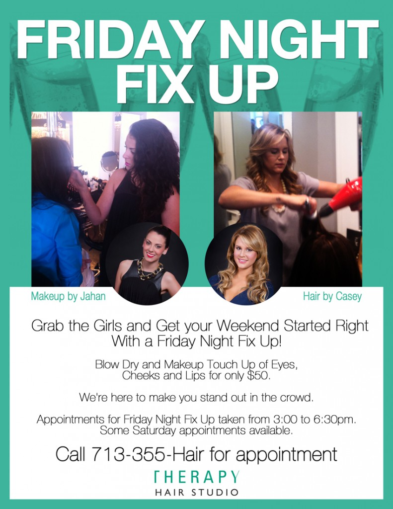 Blowdry and Makeup artist