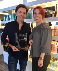 top 100 hair salons in America L'Oreal Professionnel